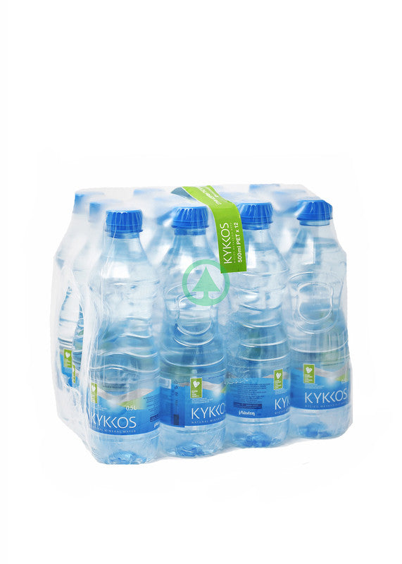 Kykkos Spring Water Pet 500ml