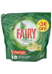 Fairy Adw Lemon  22Ct -3€