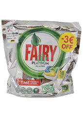 Fairy Adw Plat Lmn 18Ct -3€