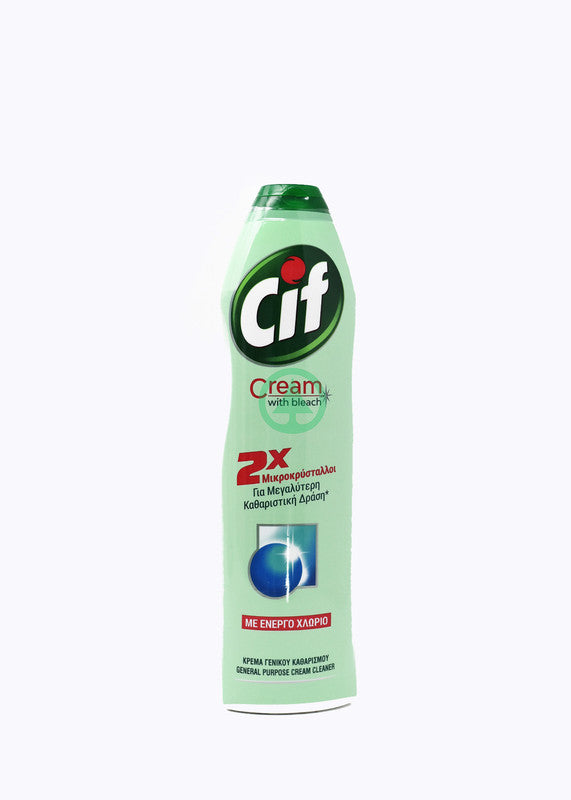 Cif Cream Bleach 500ml