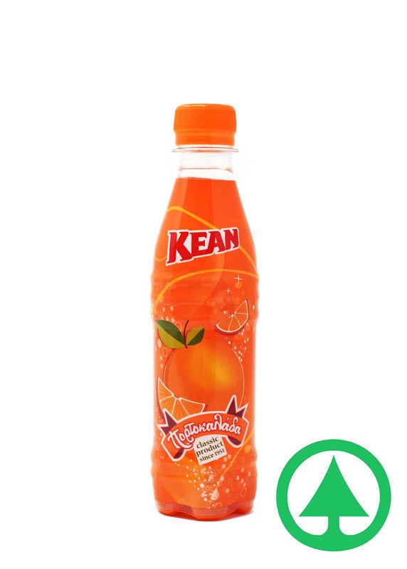 Kean Orangeade Pet 250ml