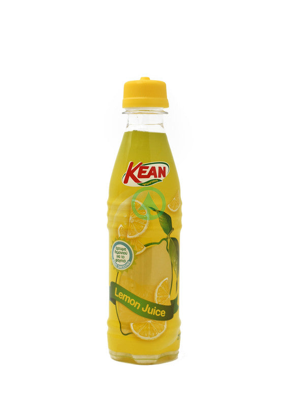 Kean Pure Lemon Juice 275ml
