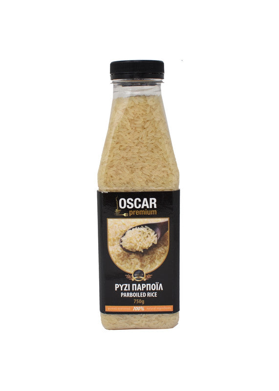Oscar Parpoiled Rice 750g