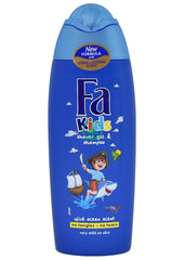 Fa Kids Shower Gel & Shampoo Pirate 250ml