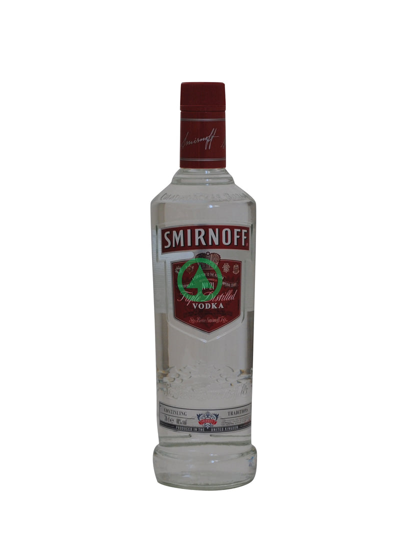 Smirnoff Vodka Red Label 70cl