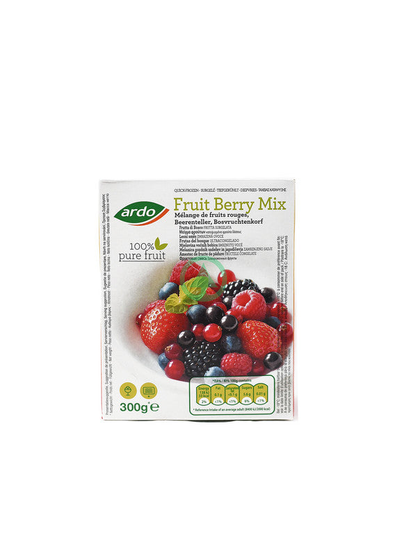 Ardo Fruit Berry Mix 300G