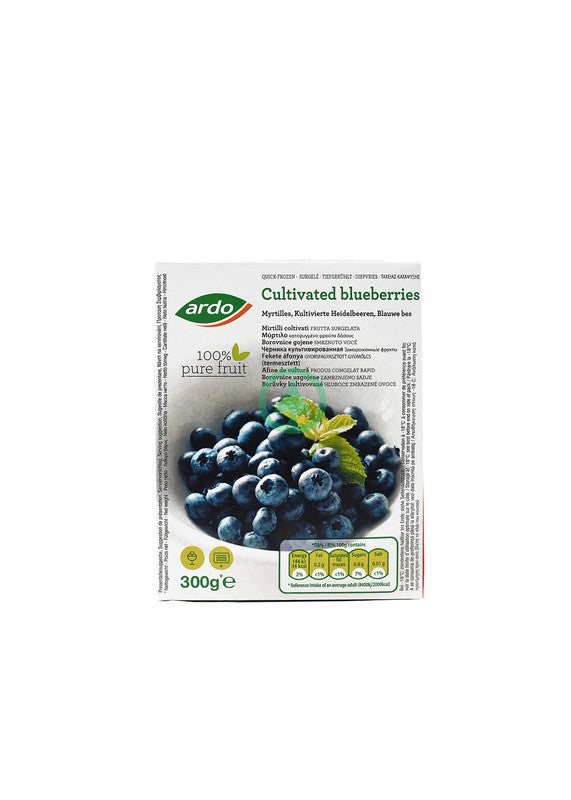 Ardo Blueberries 300G