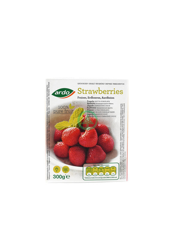 Ardo Strawberries 300G