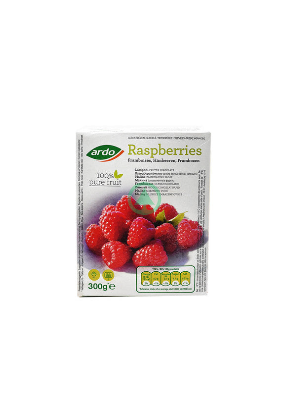 Ardo Raspberries 300G