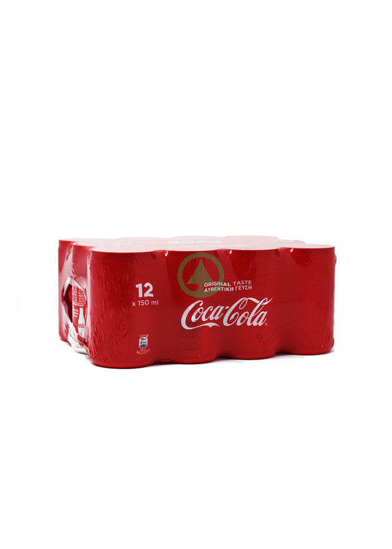 Coca Cola Regular 12X150ml