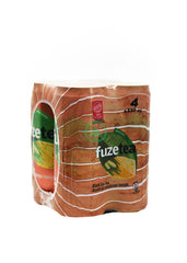 Fuze Tea Black Ice Tea Lemongrass 4X330ml