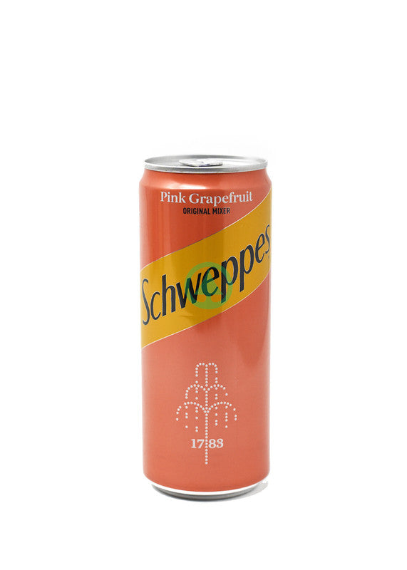 Schweppes Pink Grapefruit 330ml