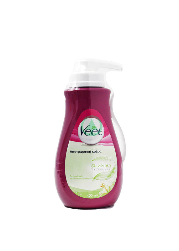 Veet Dry Skins Shea Butter & Lilly 400ml