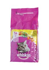 Whiskas Dry Aduld Chicken 2Kg