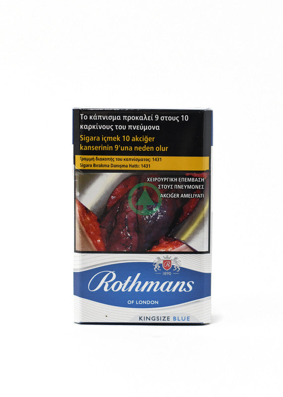 Rothmans King Size Blue 20
