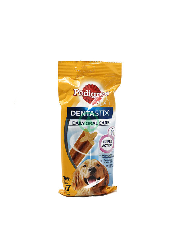 Pedigree Dental Sticks Large 270G