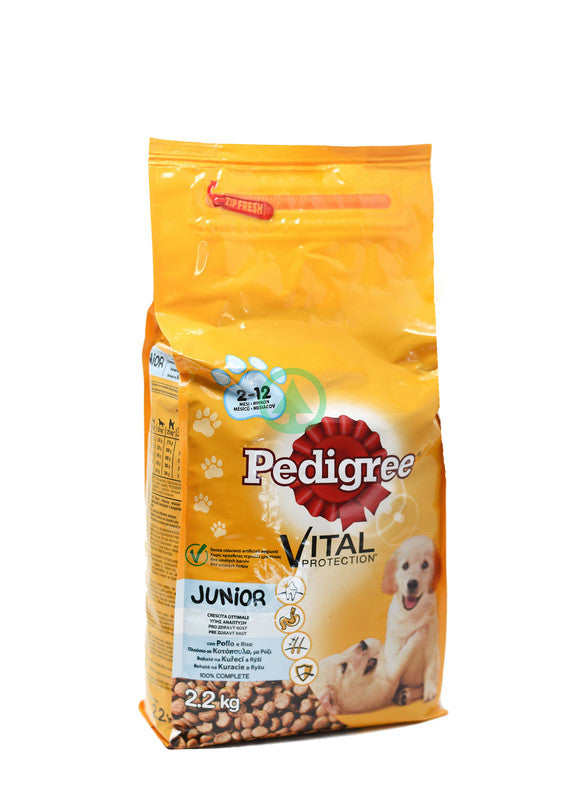 Pedigree Junior 2.2Kg