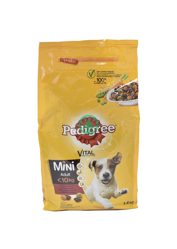 Pedigree Advance Dry Beef & Vegetables 1.5Kg