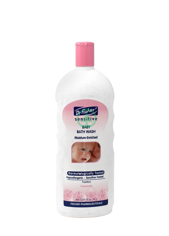 Dr Fischer Sensitive Baby Bath 1000ml
