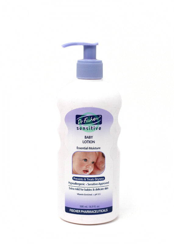 Dr Fischer Baby Lotion 500g