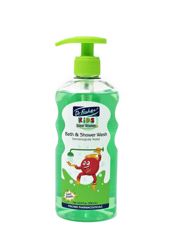 Dr Fischer  Kids Bath & Shower 500ml