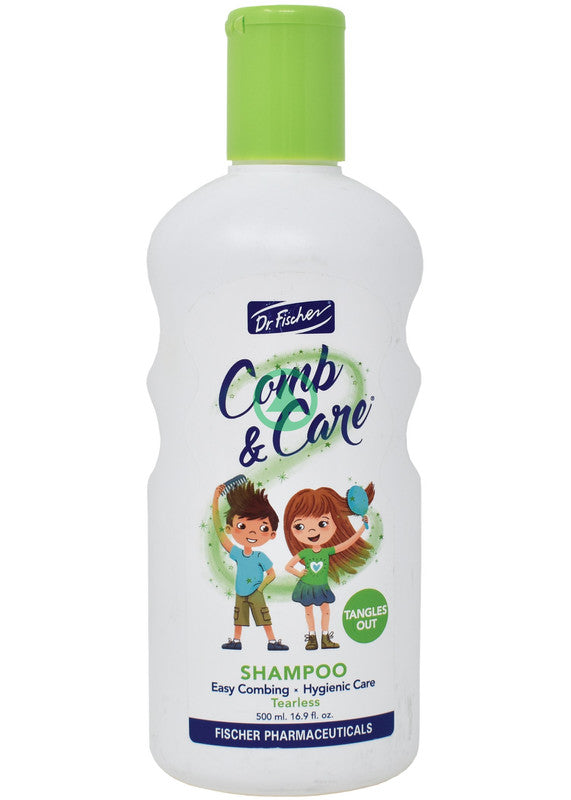 Dr Fischer Comb & Care Shampoo 500ml