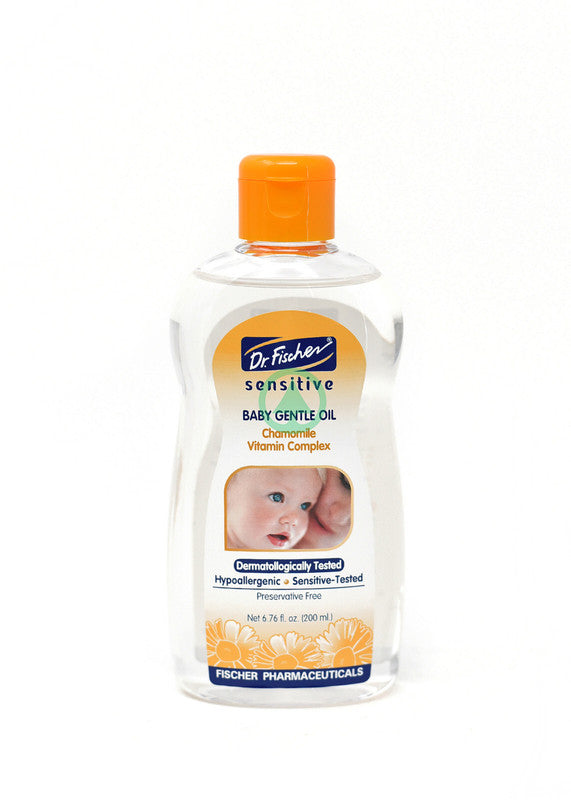Dr Fischer Sensitive Baby Oil Chamomile 200ml