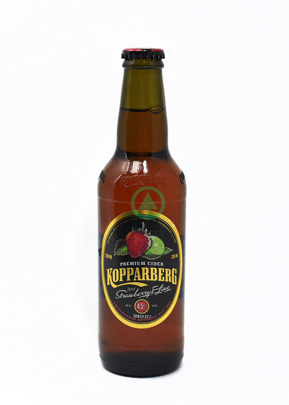 Kopparberg Strawbery Beer 33cl