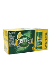 Perrier Lemo  Sp.W Sl 10X25cl