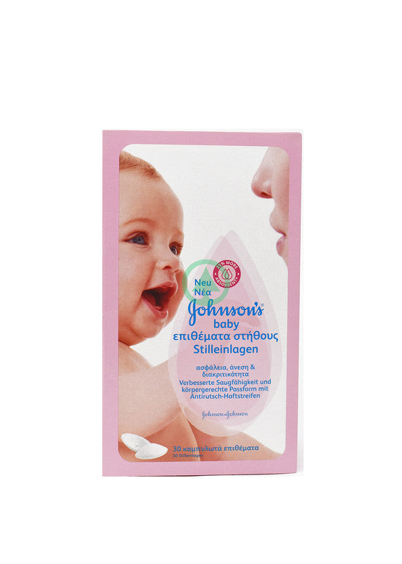 Johnsons Baby Nurising Pads 30S