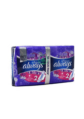 Always Sanitary Towels Long X14