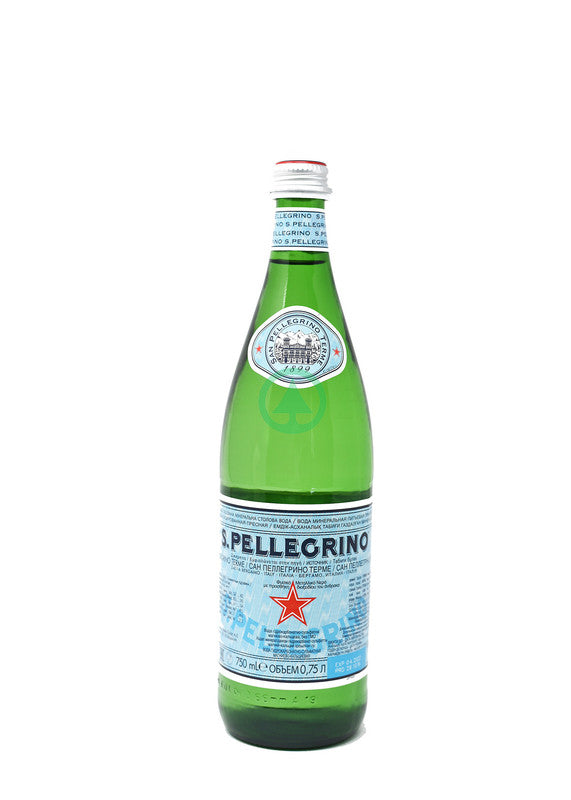 San Pelegrino Sparkling Water 750ml