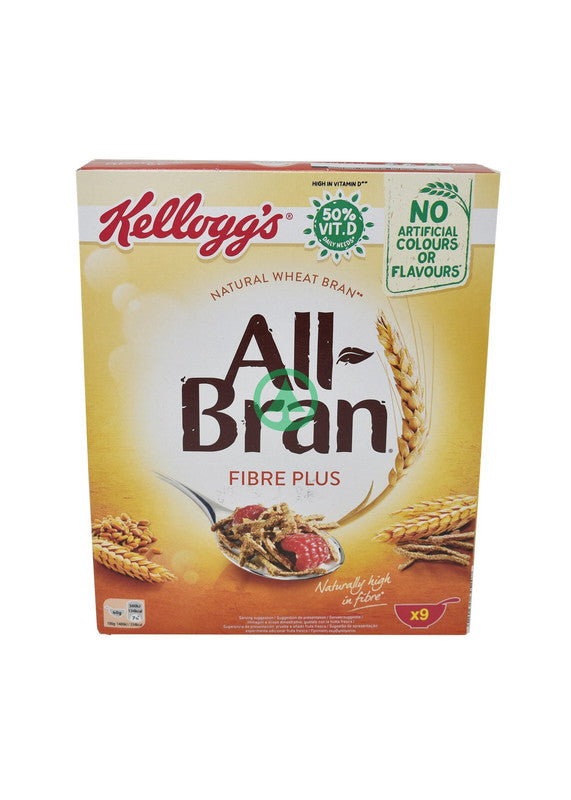 Kelloggs All Bran  Plus 375g
