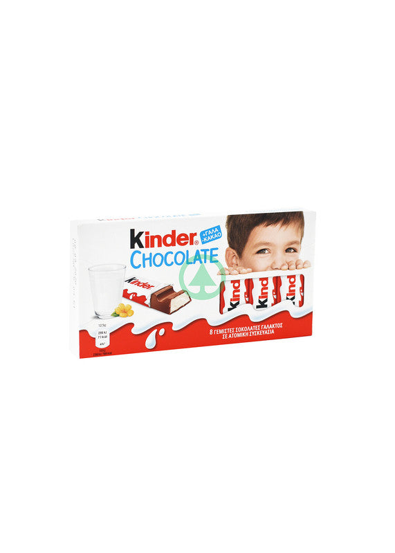 Kinder Chocolate T8 100g