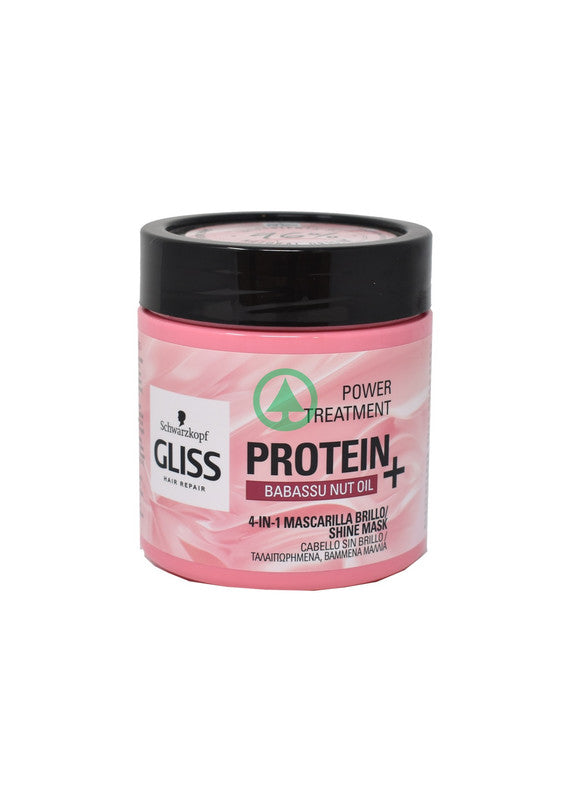 Gliss Treat. Mask Babasu 400ml