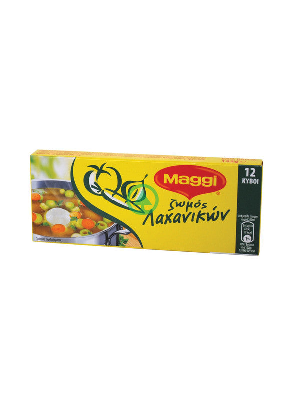 Maggi Vegetable Bouillon 132g
