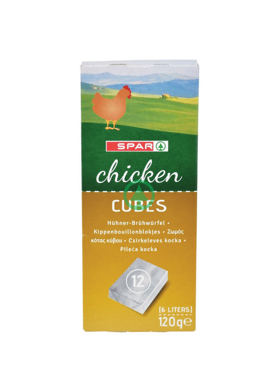 SPAR Chicken Bouillon 120g