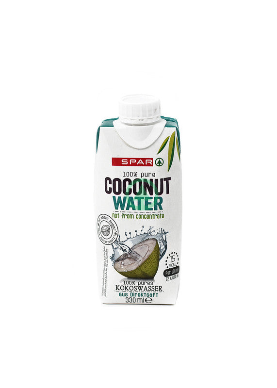 SPAR Coconut Water 330ml