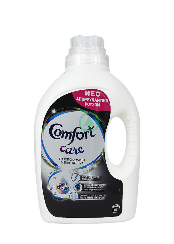 Comfort Liquid Det. Black 2.4L