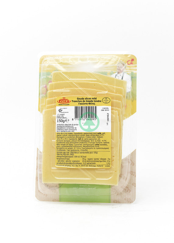 Frico Gouda Slices 150g
