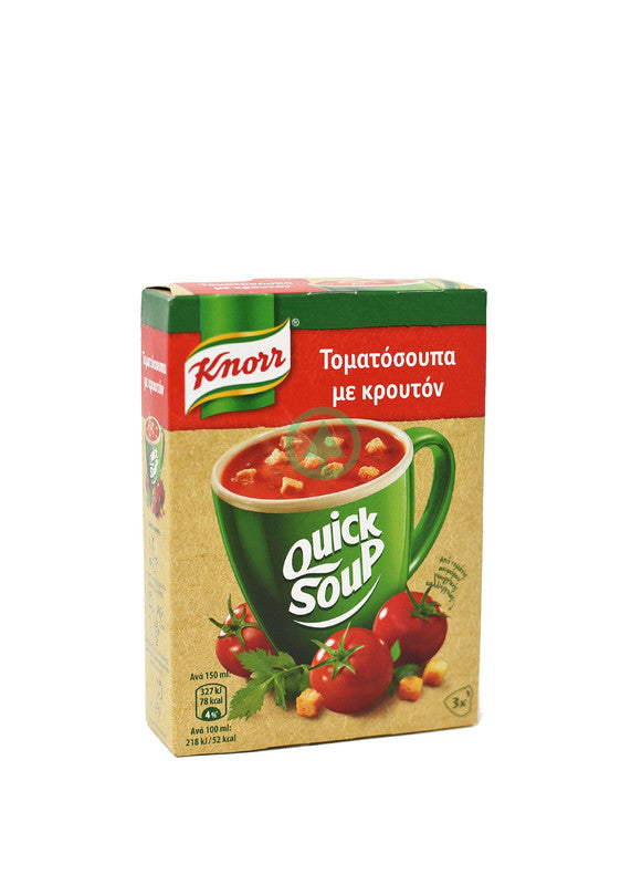 Knorr Quick Snack Tomato & Crout 57g