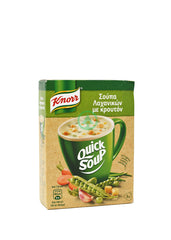 Knorr Quick Snack Veg & Croutons 42g
