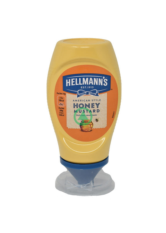 Hellmanns Honey Mustard 260g