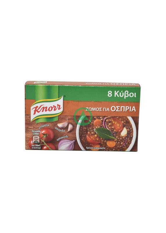 Knorr For Pulse Dishe 8Cbs 80g
