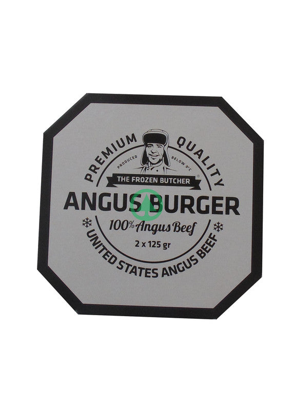 Frozen Butcher Burger 125g