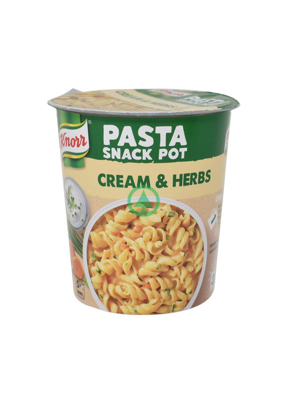 Knorr Snack Pot Cream & Herbs 69g