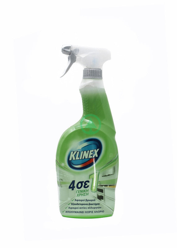 Klinex Spray 4 In1 750ml