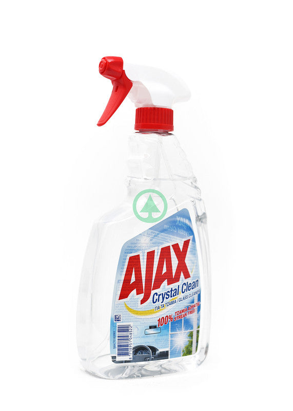 Ajax Glass Crystal 750ml-€0.40