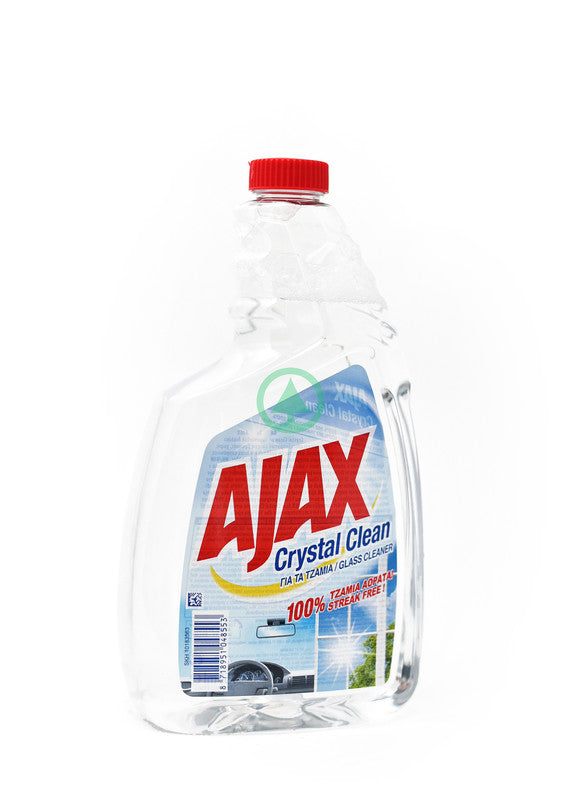 Ajax Glass Crystal 750ml-€0.30
