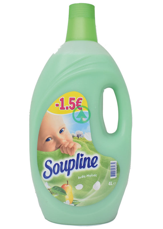 Soupline Apple Flower 4L -€1.50